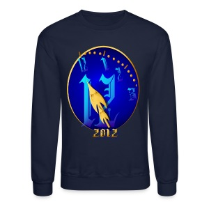Striking 12 Midnight-2012 - Crewneck Sweatshirt