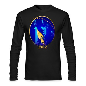 Striking 12 Midnight-2012 - Men's Long Sleeve T-Shirt by Next Level