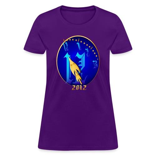 Striking 12 Midnight-2012 - Women's T-Shirt