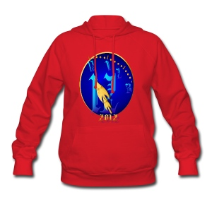 Striking 12 Midnight-2012 - Women's Hoodie