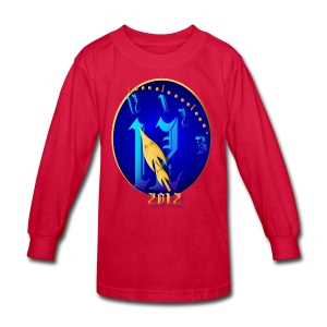 Striking 12 Midnight-2012 - Kids' Long Sleeve T-Shirt