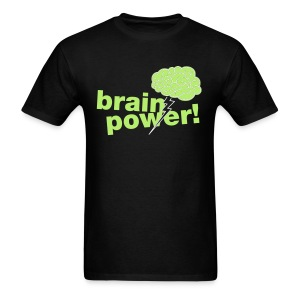 Brainpower Unisex Tee - Men's T-Shirt