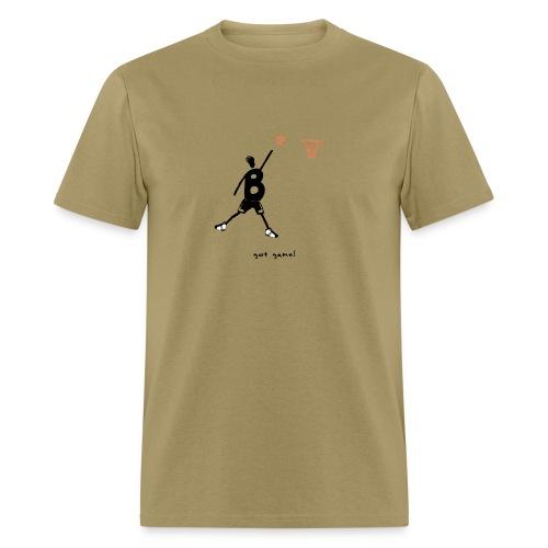 Basketball - got game!` - Men's T-Shirt