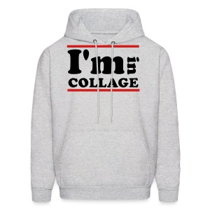 I'm In Collage - Men's Hoodie