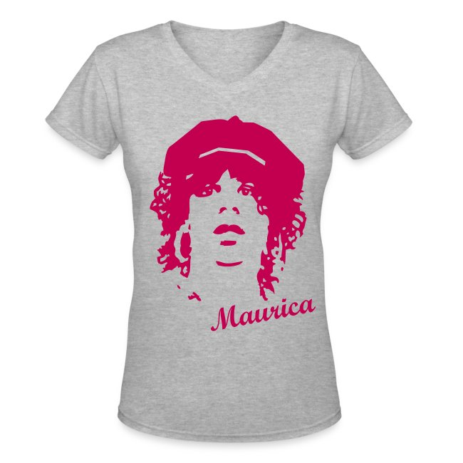 ICON Womans Vneck T