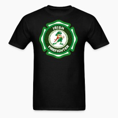 Irish Fire Fighter T-Shirt