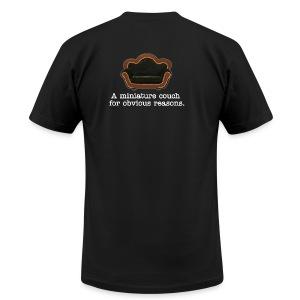 Miniature Couch Tee - Men's Fine Jersey T-Shirt