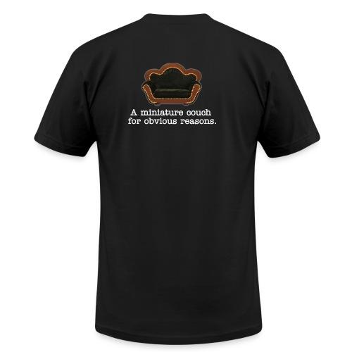 Miniature Couch Tee - Men's  Jersey T-Shirt