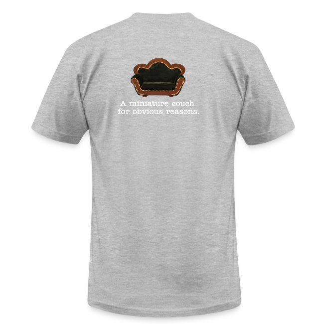 Miniature Couch Tee