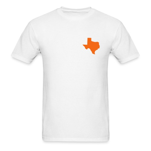 everything's bigger in Texas - Men's T-Shirt