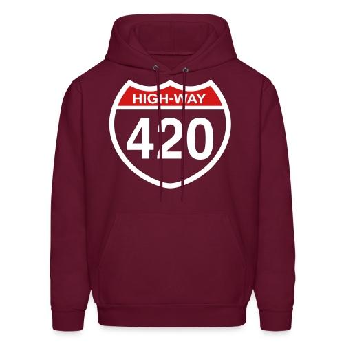 420 hoodie - Men's Hoodie