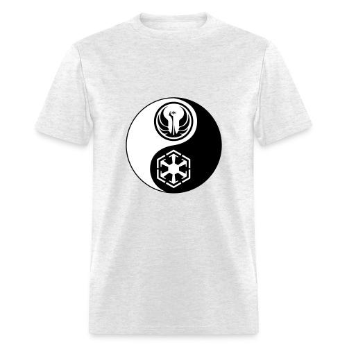 1 Logo - Star Wars The Old Republic - Yin Yang - Men's T-Shirt
