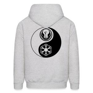 1 Logo - Star Wars The Old Republic - Yin Yang - Men's Hoodie