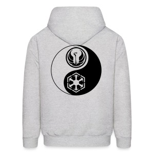 1 Logo - Star Wars The Old Republic - Yin Yang - Men's Hoodie