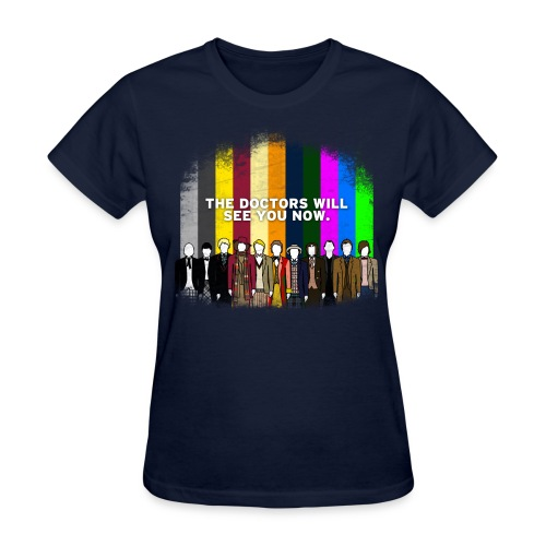 The Doctors - Women's T-Shirt