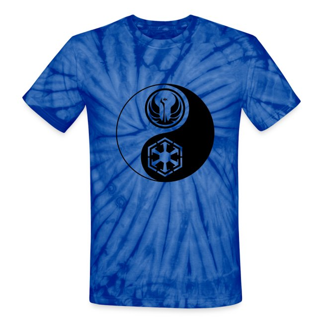 1 Logo - Star Wars The Old Republic - Yin Yang