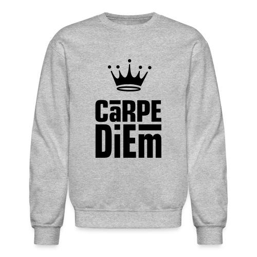 Carpe Diem Crewneck Sweatshirt - Crewneck Sweatshirt