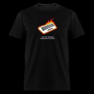 T-Shirts ~ Men's T-Shirt ~ [flamingkeyboard]