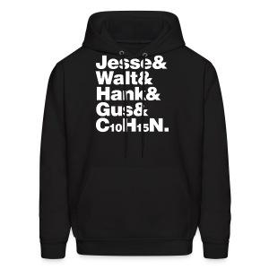 Jesse-Walt-C10H15N - Men's Hoodie