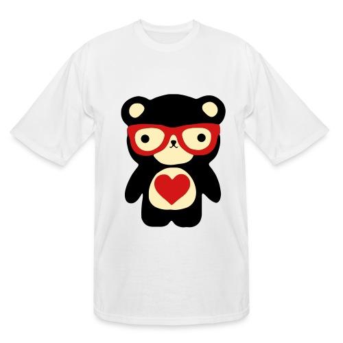 little bear - Men's Tall T-Shirt