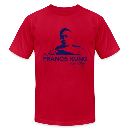 Francis Kung Fan Club (mens' t-shirt) - Men's Fine Jersey T-Shirt