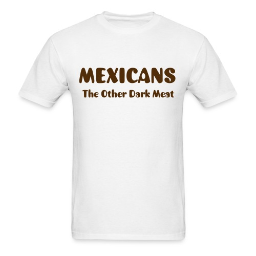 The Other Dark Meat - Men's T-Shirt