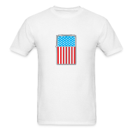 T-Shirts ~ Men's T-Shirt ~ American Lighter Mens Tee