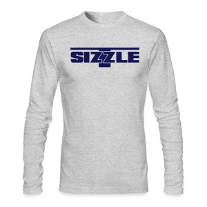 Sizzle Long Sleeve - Men's Long Sleeve T-Shirt by Next Level