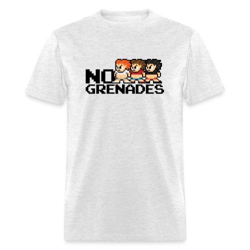 NO GRENADES (Men's) - Men's T-Shirt