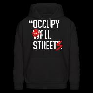Hoodies ~ Men's Hoodie ~ Occupy all streets