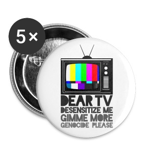 [EH] Dear TV - Large Buttons