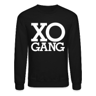 Long Sleeve Shirts ~ Crewneck Sweatshirt ~ XO Gang
