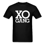 T-Shirts ~ Men's T-Shirt ~ XO Gang