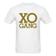 T-Shirts ~ Men's T-Shirt ~ XO Gang