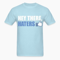 Facebook Like/Thumbs Up Hey There Haters: Cool Par