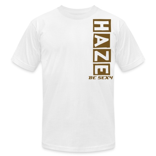 Haze Apparel #8 - Men's Fine Jersey T-Shirt