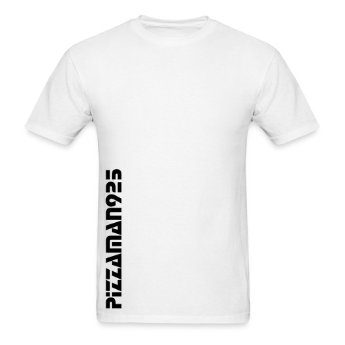 Pizzaman925 Light Weight Shirt Left - Men's T-Shirt