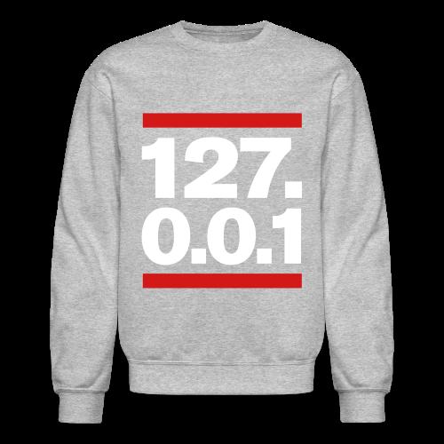 127.0.0.1 Crewneck Sweatshirt - Crewneck Sweatshirt