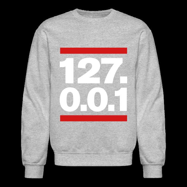 127.0.0.1 Crewneck Sweatshirt