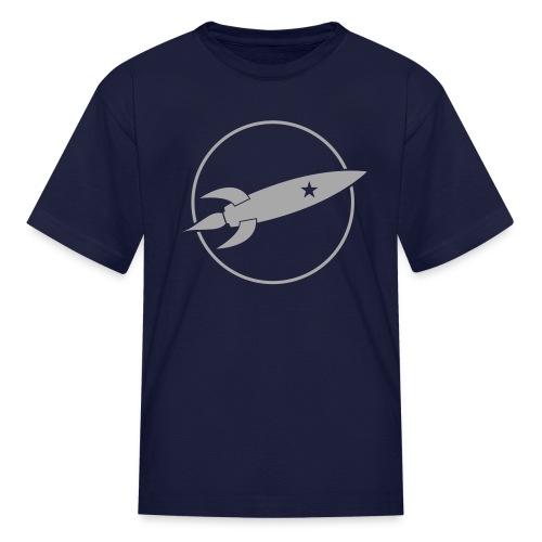Glitter Rocket (kid) - Kids' T-Shirt