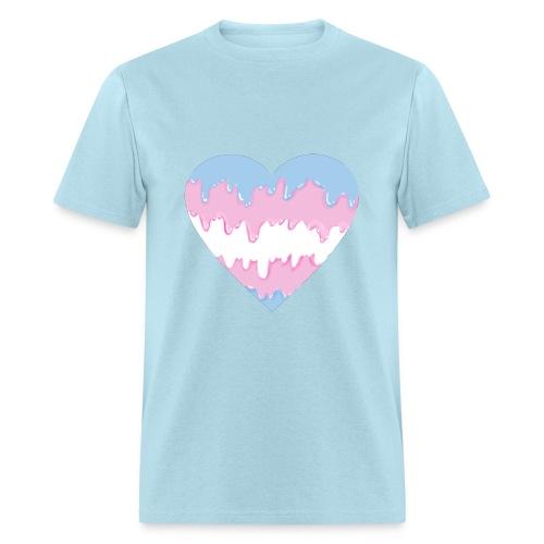 transmeltyheart shirt - Men's T-Shirt