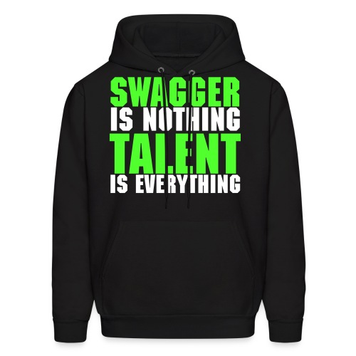 Swagg VS Talent. - Men's Hoodie