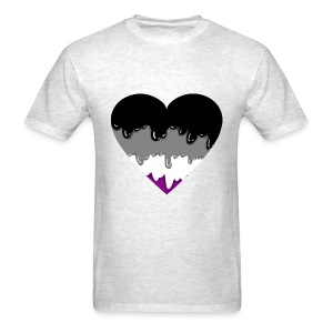 asexualmelty - Men's T-Shirt