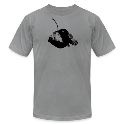 animal t-shirt anglerfish frogfish sea devil deep sea angler monkfish fishing fisherman monster - Men's  Jersey T-Shirt