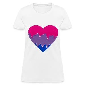 bimeltyheart - Women's T-Shirt
