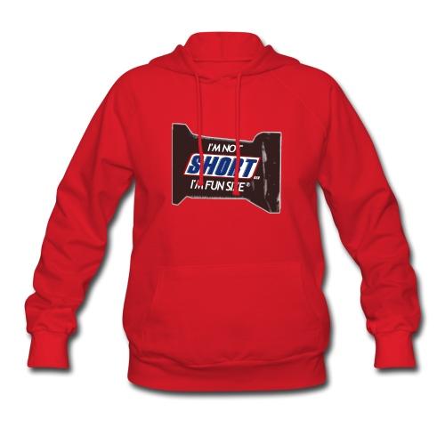 Funsize Women's Sweatshirt - Women's Hoodie