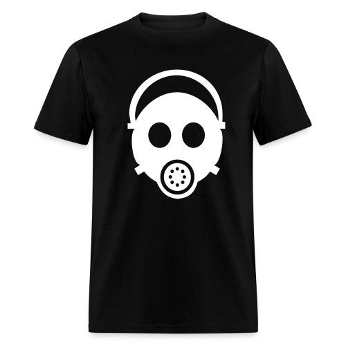 Gasmask - Men's T-Shirt