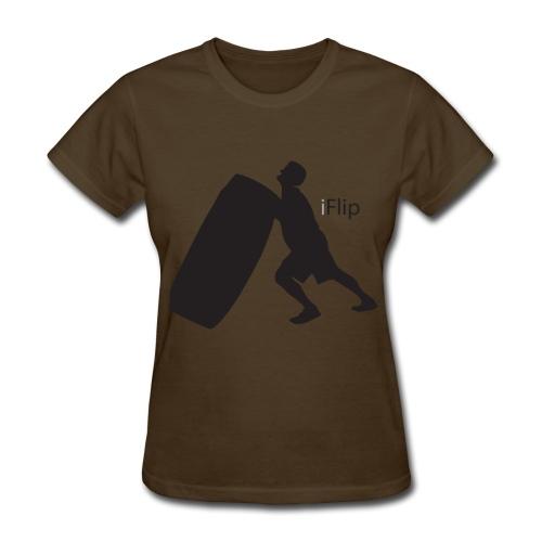 Women's Standard Weight Crossfit T-Shirt - Women's T-Shirt