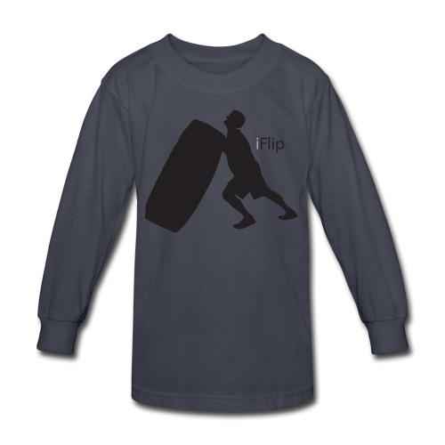 KidCrossfit Long Sleeve T-Shirt - Kids' Long Sleeve T-Shirt