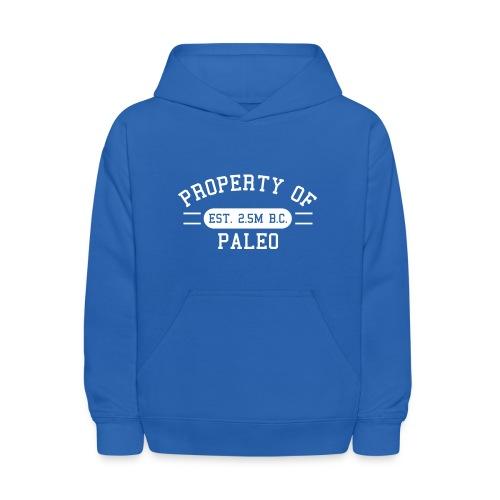 Kid's Hooded Paleo Sweatshirt - Kids' Hoodie